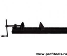 Зажим для дверей с I-образным профилем 80х42х3,9 мм  TAN120 Bessey