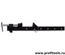 Зажим для дверей с T-образным профилем 40x40x5 мм TB100 Bessey
