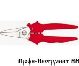 Комбинированные ножницы, прямые  D48ERDI