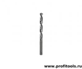 Сверло металл белое HSS Super-Pro d 2.5 Heller