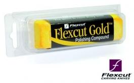 Паста хонинговальная Flexcut Gold Polishing Compaund, 150г