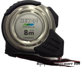 Рулетка 8 метров HEYCO