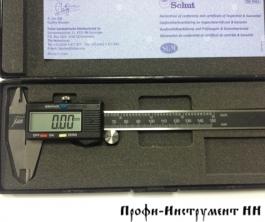 Штангенциркуль цифровой Schut 0.01 мм, 0 - 150 мм,  906.300