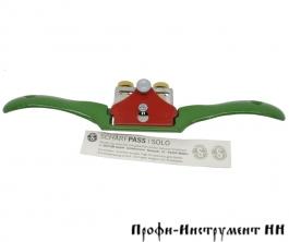 Стружок Kunz N51AR, полукруглая колодка, прямое лезвие ножа