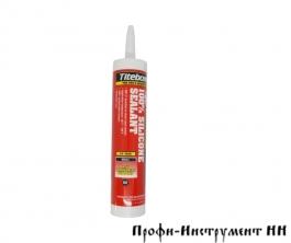 Силиконовый герметик Titebond Silicone Sealant 305 мл, белый