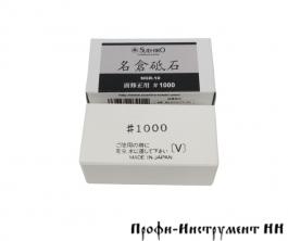 Камень Nagura, 1000 Suehiro для камней 1000-2000 грит, прим. размеры 73*40*28 мм