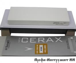Заточной абразив 1500, Suehiro New Cerax, 183*63*20мм, на подставке, с нагурой