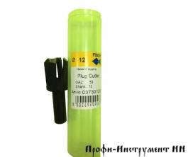 Пробочник 4-лапый Fisch Plug Cutter, D12мм