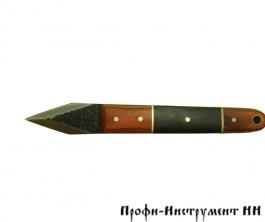 Нож разметочный, с треугольным клинком Dicktum, 148мм
