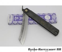 Нож складной, Higonokami Kuro, 220/100мм, чёрная рукоять