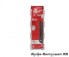 Запасное лезвие MILWAUKEE 25 мм (10шт) 48229125