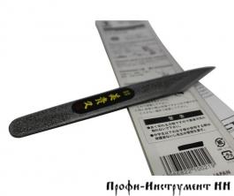Нож-косяк японский, 180мм*20мм*3мм, правая заточка, без рукояти, прибитая поверхность