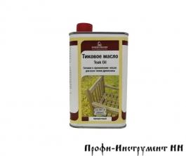 Масло тиковое Borma Teak Oil, 500мл