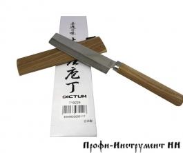 Нож кухонный, японский малый овощной, 220мм/105мм, 719229