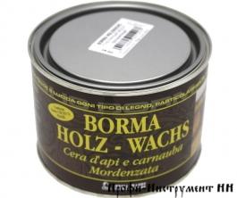 Воск пчелиный, прозрачный, Borma Holzwachs, 500 мл