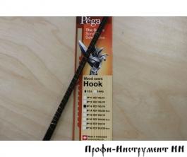 Пилки лобзиковые Pegas по дереву, Super Hook, N14, 0.5*2.4*130мм, 7.0tpi, 12штук