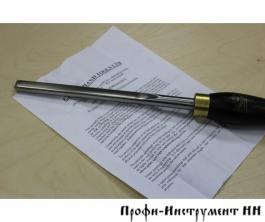 Резец токарный Crown PM, Bowl Gouge, 13 мм, рукоять 406мм