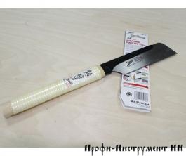Пила обушковая Shogun Dozuki-Mini Saw, 150мм, 18tpi, прямая деревянная рукоять