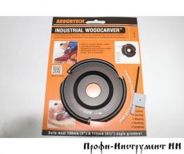 Фреза Arbortech Industrial Woodcarver, 100мм, с тремя зубьями