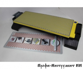 Брусок абр, алм, DMT DuoSharp, 250*100мм, 600/325грит (Fine/Coarse), на подставке