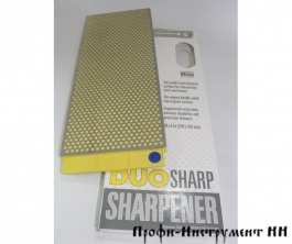 Брусок абр, алм, DMT DuoSharp, 250*100мм, 600/325грит (Fine/Coarse), без держателя