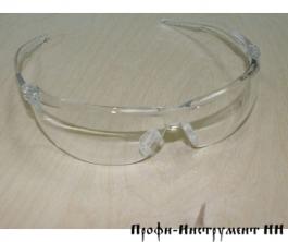 Очки защитные открытые О88 SURGUT StrongGlass(2C-1/2PC) с мягким носоупором