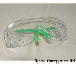 Очки защитные открытые О45 ВИЗИОН StrongGlass(2C-1,2PC)