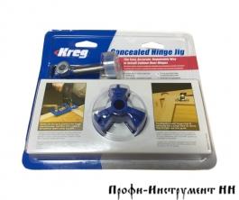 Кондуктор для врезания петель Concealed Hinge Jig Kreg KHI-HINGE