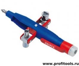 Штифтовый ключ для распространенных электрошкафов и систем запирания KNIPEX 00 11 17