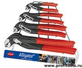 Дисплей с набором Alligator® KNIPEX 00 19 29 V02