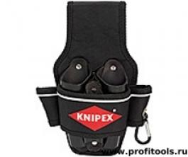 Сумка поясная для инструмента KNIPEX 00 19 73 LE