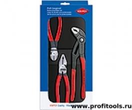 Набор инструментов особой мощности KNIPEX 00 20 10