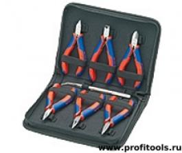 Набор инструментов для электроники KNIPEX 00 20 16