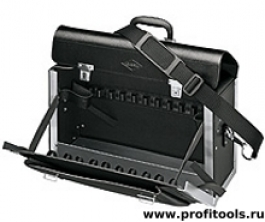 Портфель для инструментов «New Classic Basic» KNIPEX 00 21 02 LE
