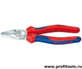 Плоскогубцы комбинированные KNIPEX 03 05 200