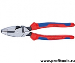 Клещи  Lineman's Pliers KNIPEX 09 02 240