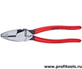 Клещи Lineman's Pliers KNIPEX 09 11 240
