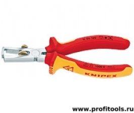 Инструмент для удаления изоляции KNIPEX 1000B 11 06 160