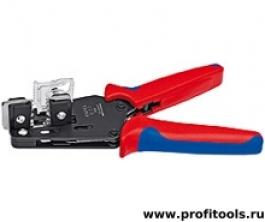 Прецизионный инструмент для удаления изоляции с фасонными ножами KNIPEX 12 12 11