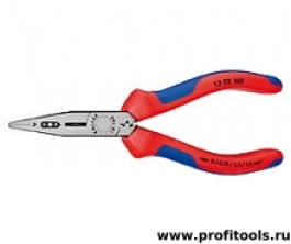 Плоскогубцы для электрика KNIPEX 13 02 160
