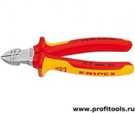 Кусачки боковые для удаления изоляции KNIPEX 14 26 160