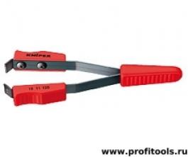 Пинцет для удаления изолирующего лака KNIPEX 15 11 120