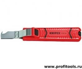 Инструмент для удаления оболочек кабеля Knipex 16 20 165 SB