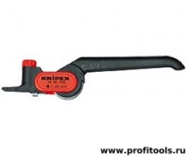 Инструмент для удаления оболочки кабеля KNIPEX 16 40 150