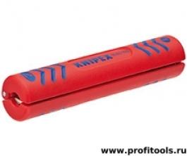 Инструмент для снятия изоляции с коаксиальных кабелей KNIPEX 16 60 100 SB