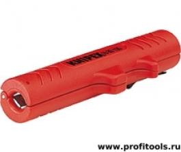 Универсальный инструмент для удаления оболочки KNIPEX 16 80 125 SB
