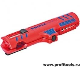 Универсальный инструмент для удаления оболочки KNIPEX 16 85 125 SB
