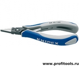 Прецизионные плоскогубцы захватные для электроники KNIPEX 34 12 130