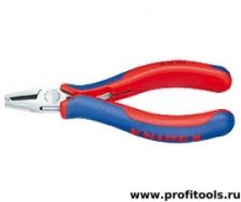 Плоскогубцы монтажные для электроники KNIPEX 36 22 125