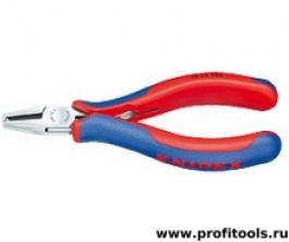 Плоскогубцы монтажные для электроники KNIPEX 36 32 125